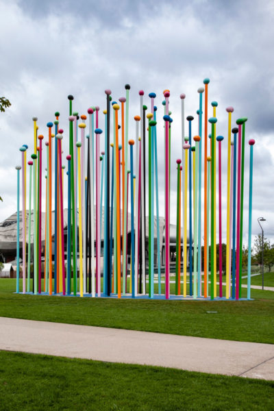 Artline - Percorso Artistico di CityLife - Coloris