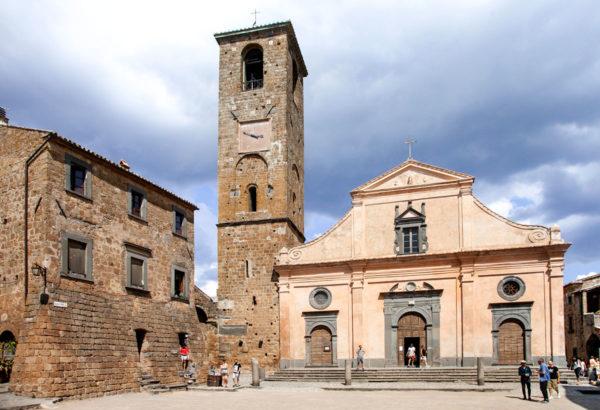 Chiesa di San Donato - Civita di Bagnoregio