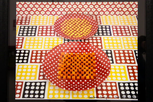 Food Still Lifes - 1978 - Sandy Skoglund e la geometria del cibo