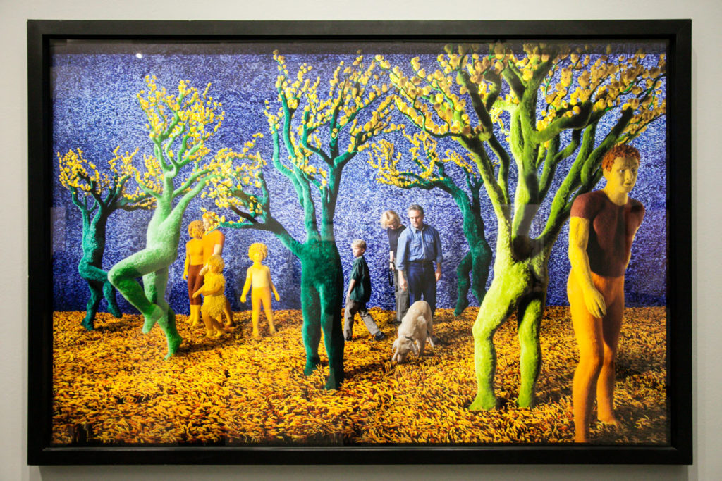 Fresh Hybrid 2008 - Sandy Skoglund e le sue sculture con umani