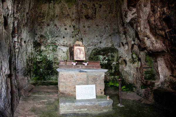 Grotta della Madonna nel Carcere
