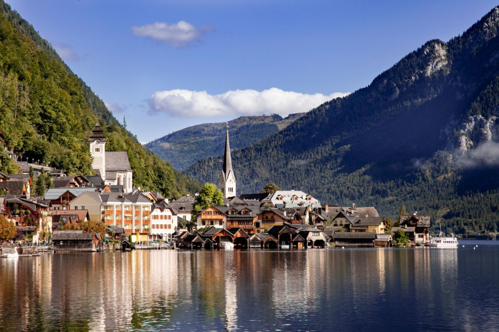 Lago di Hallstatt