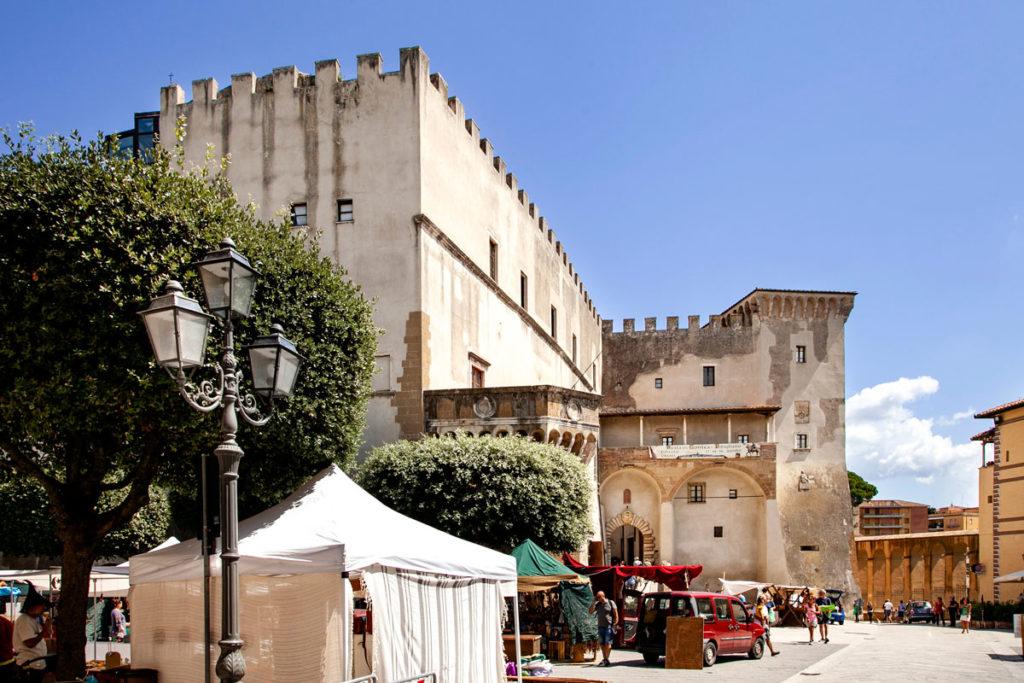 Palazzo Orsini - antico palazzo di Pitigliano