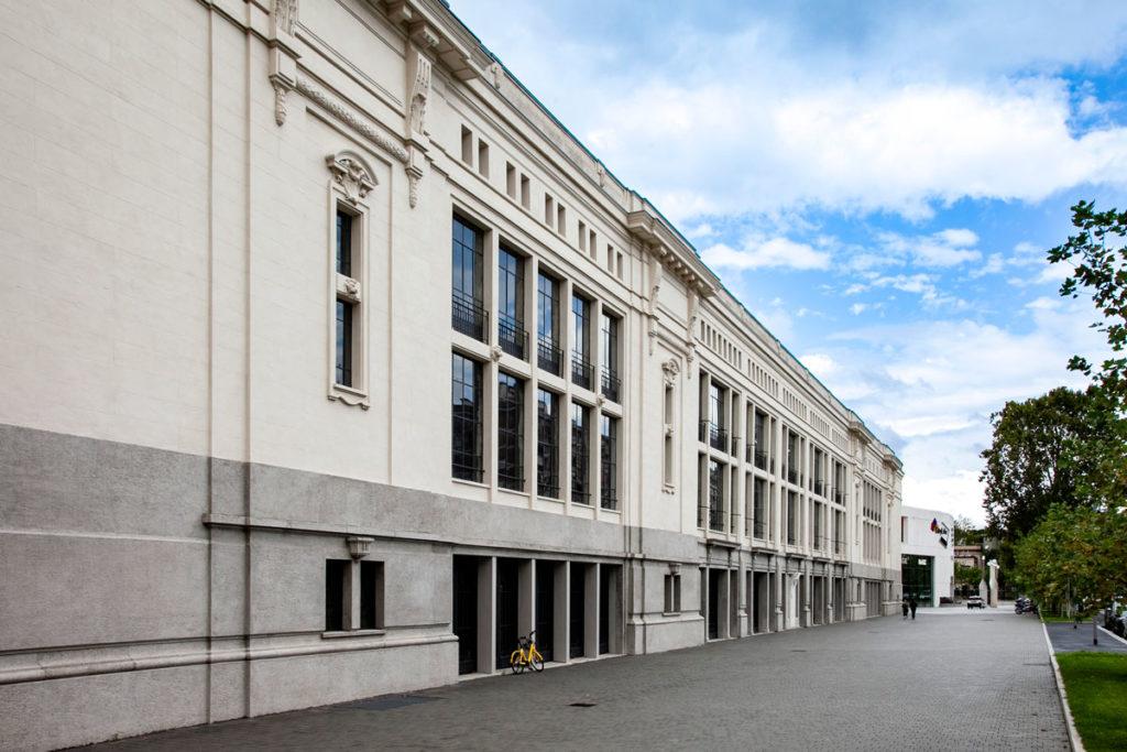 Palazzo delle Scintille a CityLife - Spazio polifunzionale per concerti ed esposizioni