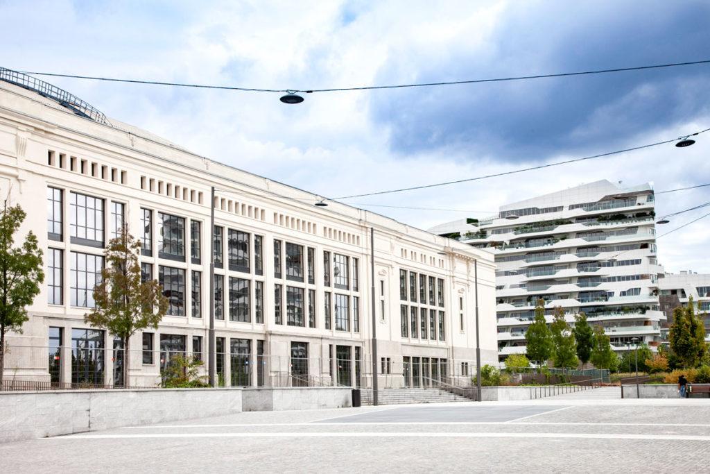 Palazzo delle Scintille e Residenze Hadid