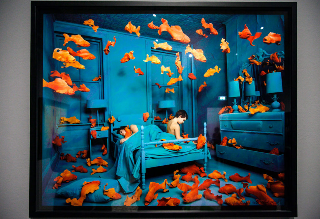 Revenge of The Goldfish - 1981 - Sandy Skoglund
