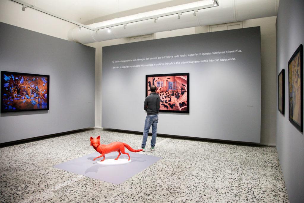 Sandy Skoglund - Visioni Ibride - Mostra a Torino