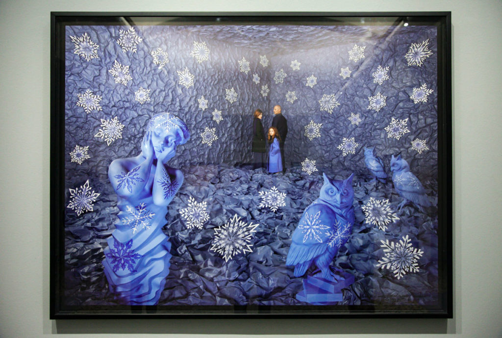 Winter - The Project of the Four Season - 2018 - Sandy Skoglund