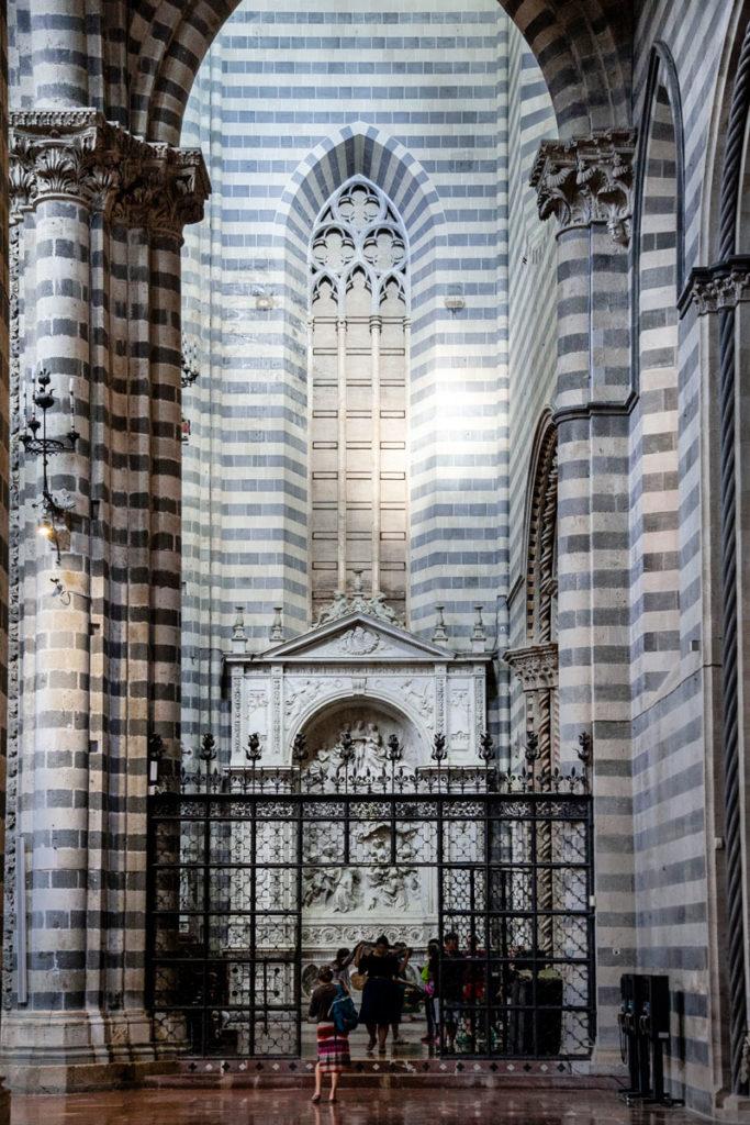 Altare dei Magi - Duomo di Orvieto