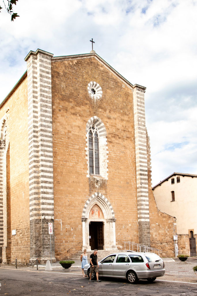 Chiesa di San Domenico - Orvieto
