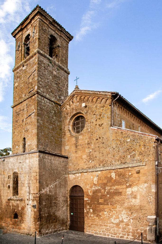 Chiesa di San Giovenale - Orvieto