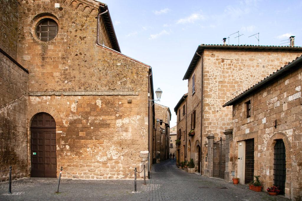 Chiesa di San Giovenale - Orvieto nel cuore medievale