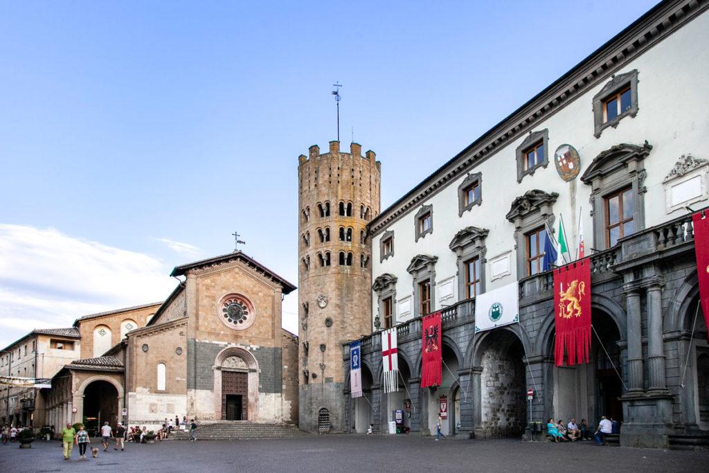 Chiesa di Sant'Andrea di Orvieto e Campanile