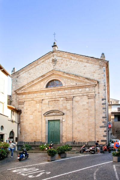 Chiesa di Sant'Angelo di Orvieto