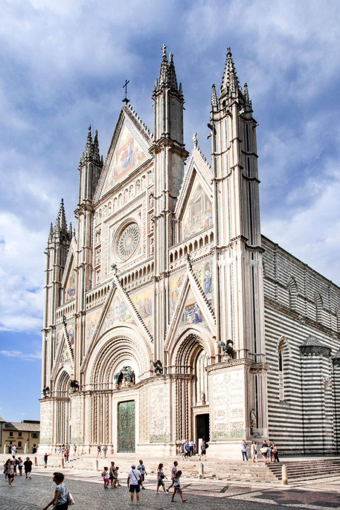Duomo di Orvieto - Architettura Gotica in Italia