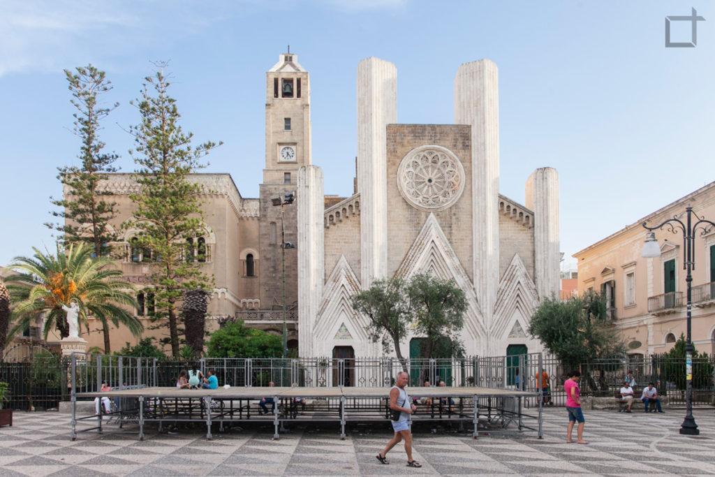 Gallipoli - Chiesa Madre del Sacro Cuore di Gesu