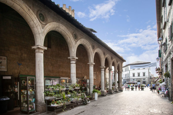 Loggia dei Mercanti di Orvieto