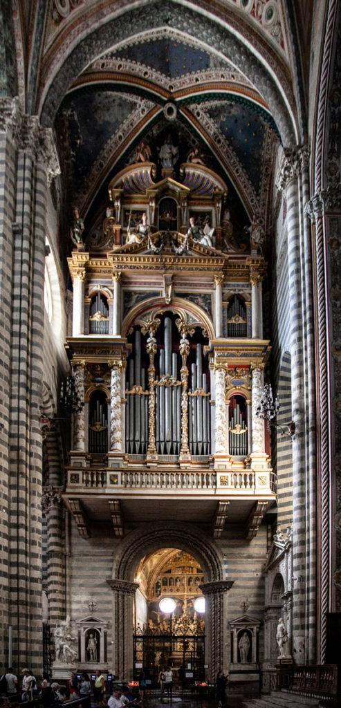 Organo del Duomo di Orvieto