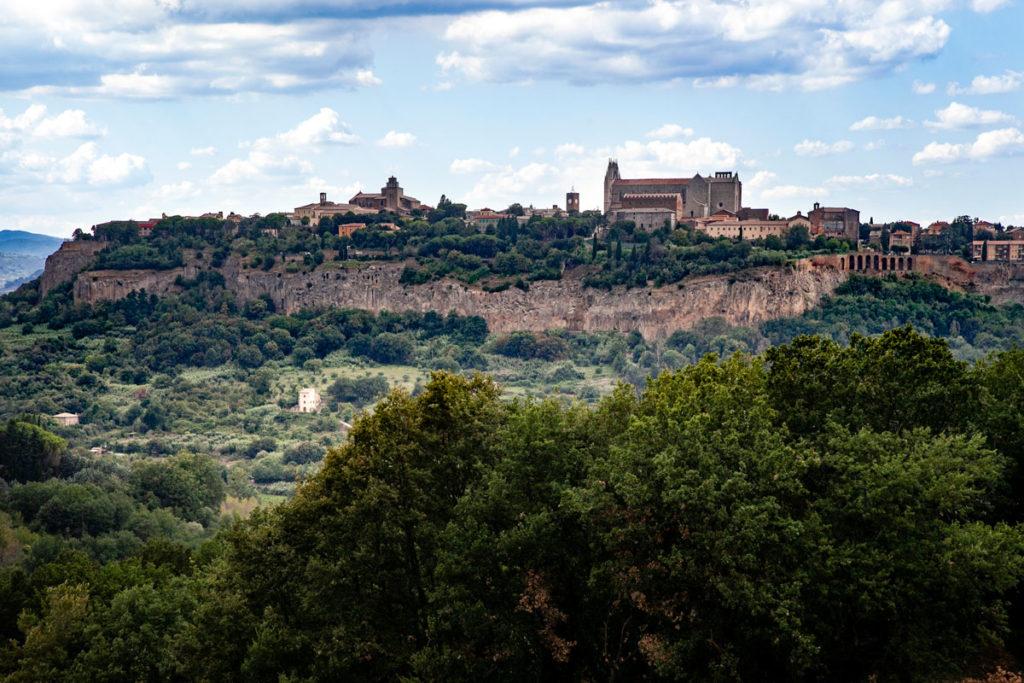 Orvieto - Centro storico sulla Rupe di Tufo