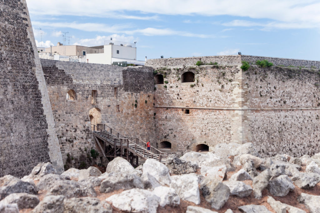 Otranto - Mura Cittadine e Castello Aragonese