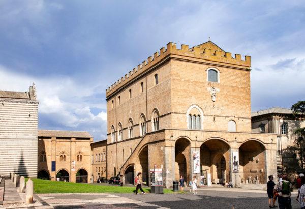 Palazzo Soliano di Orvieto - Museo Emilio Greco