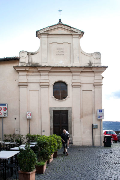 Piazza San Giovanni - Orvieto