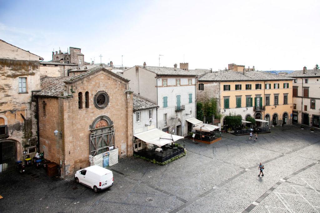 Piazza del Popolo di Orvieto