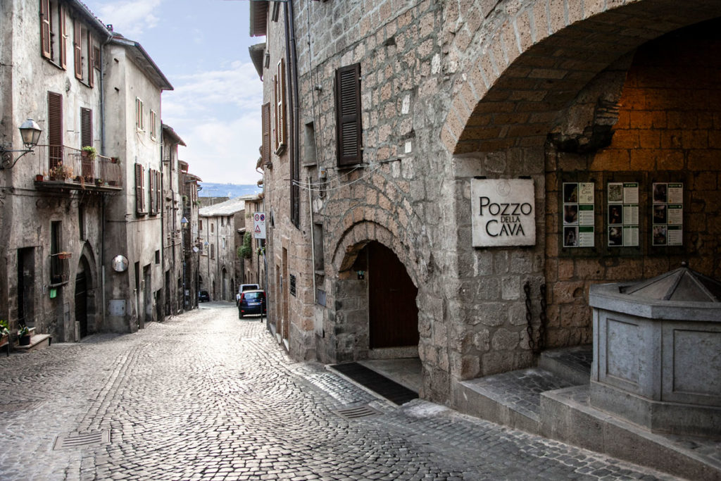 Pozzo della Cava di Orvieto