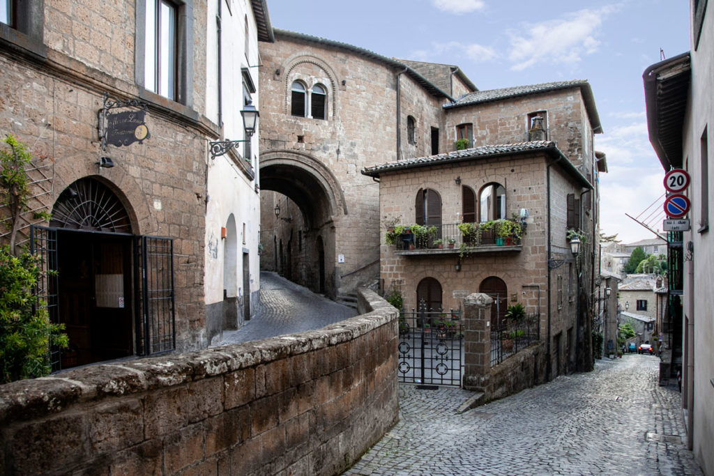 Quartiere Medievale di Orvieto