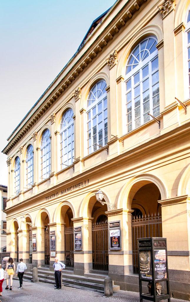Teatro Mancinelli - Cosa vedere a Orvieto