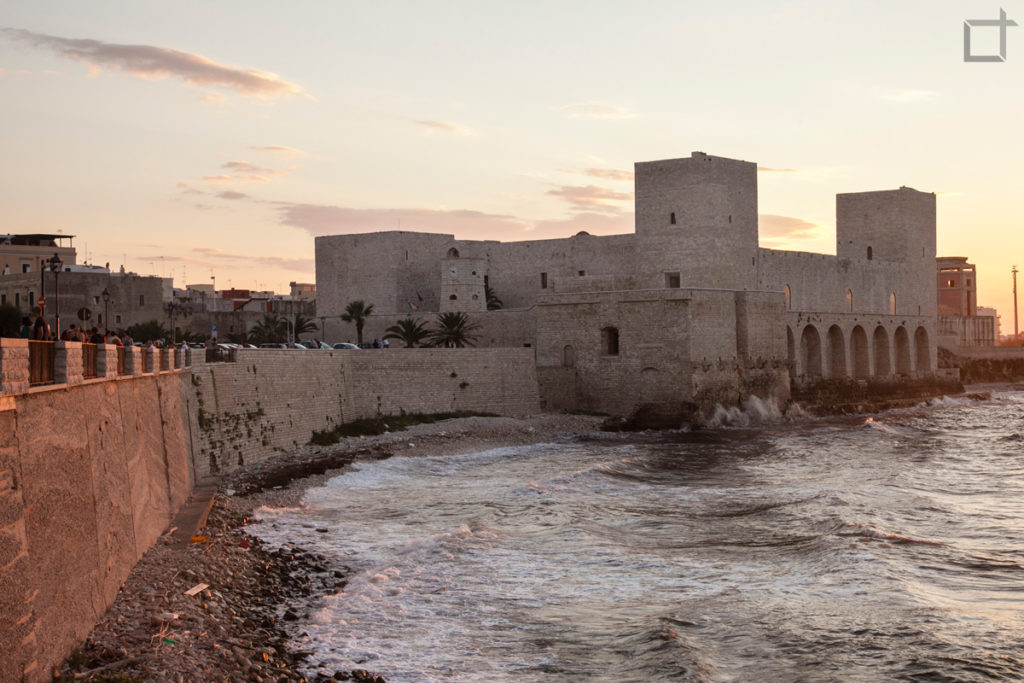Trani Castello Svevo