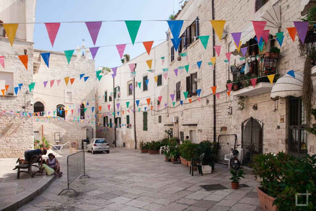 Trani Quartiere Ebraico