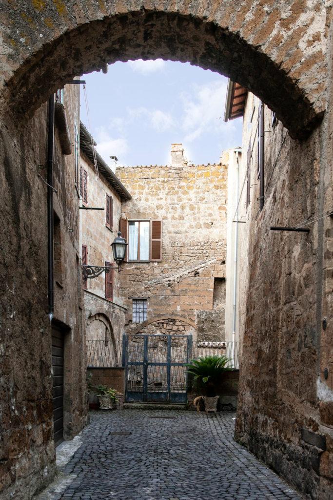 Vicoli Medievali di Orvieto - Cosa vedere in Tuscia