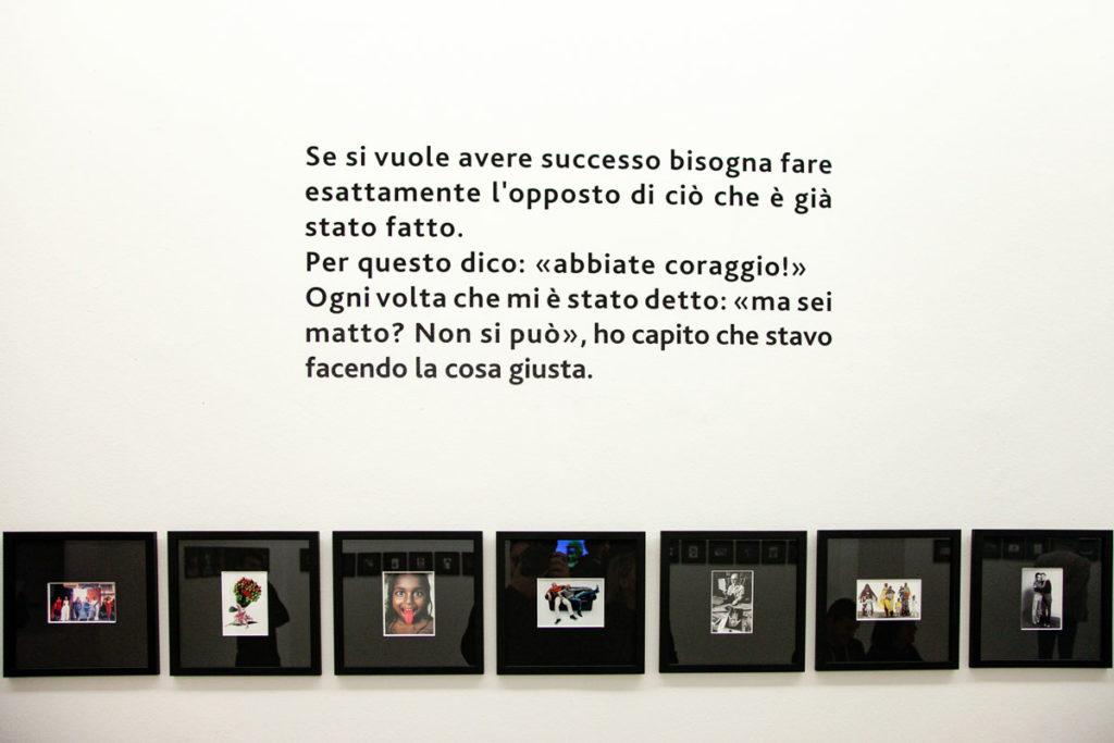 Abbiate Coraggio - Oliviero Toscani a Ravenna