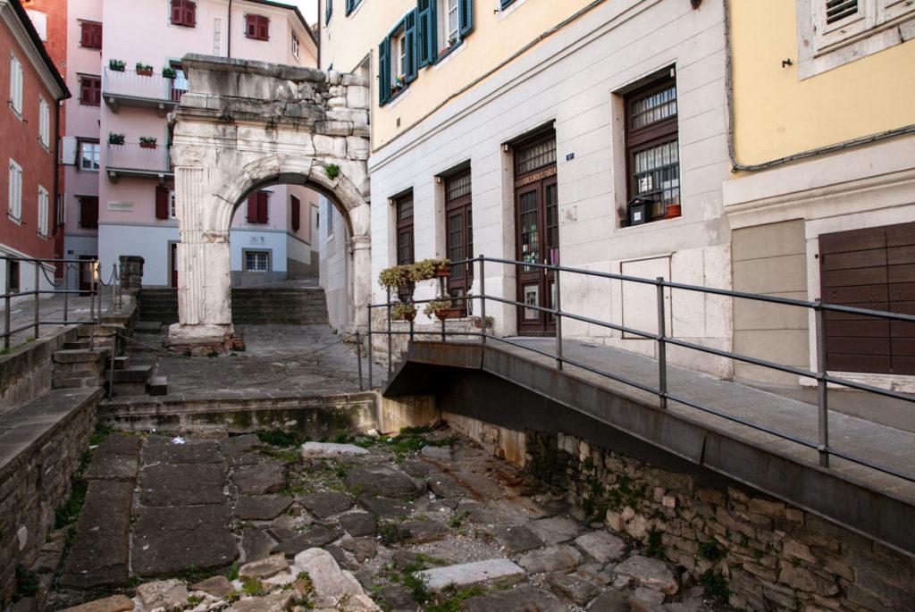 Arco di Riccardo - I secolo Avanti Cristo