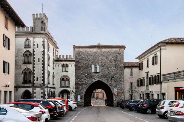 Arsenale Veneto - Porta San Pietro di Cividale del Friuli