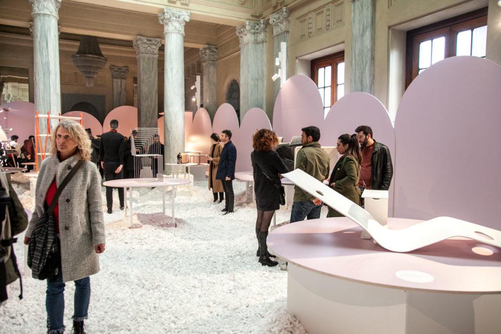Austrian Design - Pleasure e Treasure nella Sala Reale della Stazione Centrale di Milano