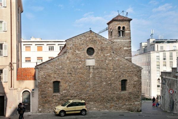 Basilica di San Silvestro - Chiesa più Antica di Trieste