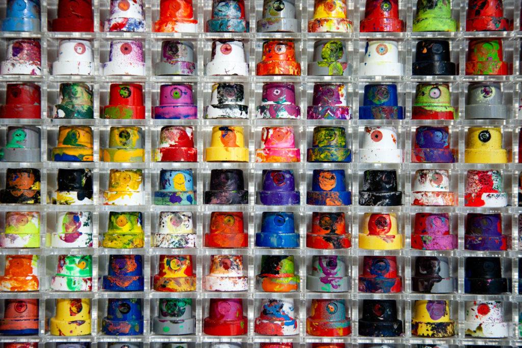 CAP 952 di Omar Hassan - Mosaici Contemporanei
