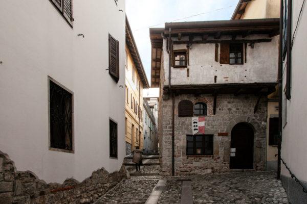 Casa Medioevale o degli Orefici a Cividale del Friuli