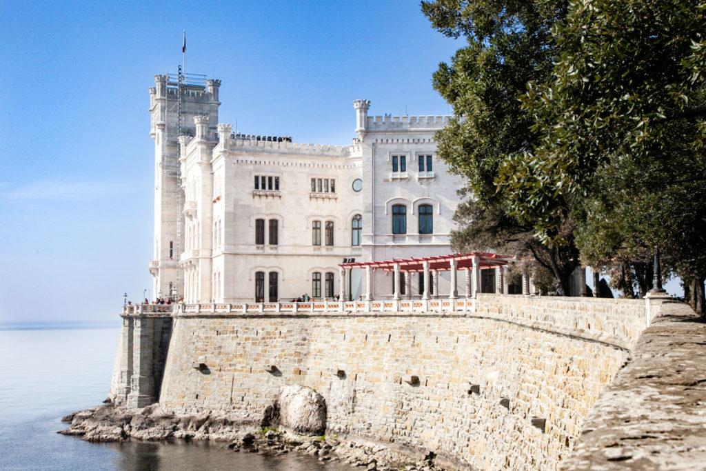 Castello di Miramare - Cosa vedere a Trieste