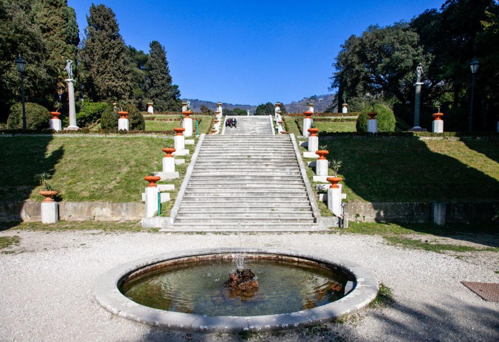 Castello di Miramare - Giardino Botanico - Trieste