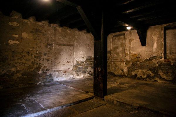 Cella della Morte della Risiera di San Sabba
