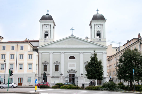 Chiesa Greco Ortodossa di San Nicolo sul lungomare di Trieste