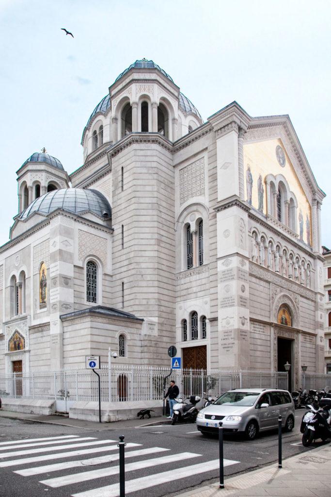 Chiesa Serbo Ortodossa di San Spiridione a Trieste