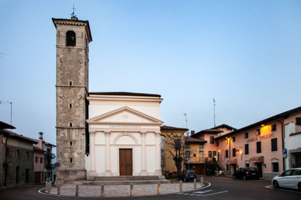 Chiesa di San Giovanni in Xenodochio - Cividale del Friuli