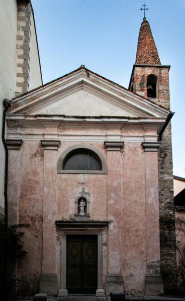Chiesetta di Santa Maria di Corte - Cividale del Friuli