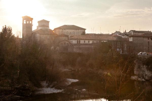 Cividale del Friuli al Tramonto