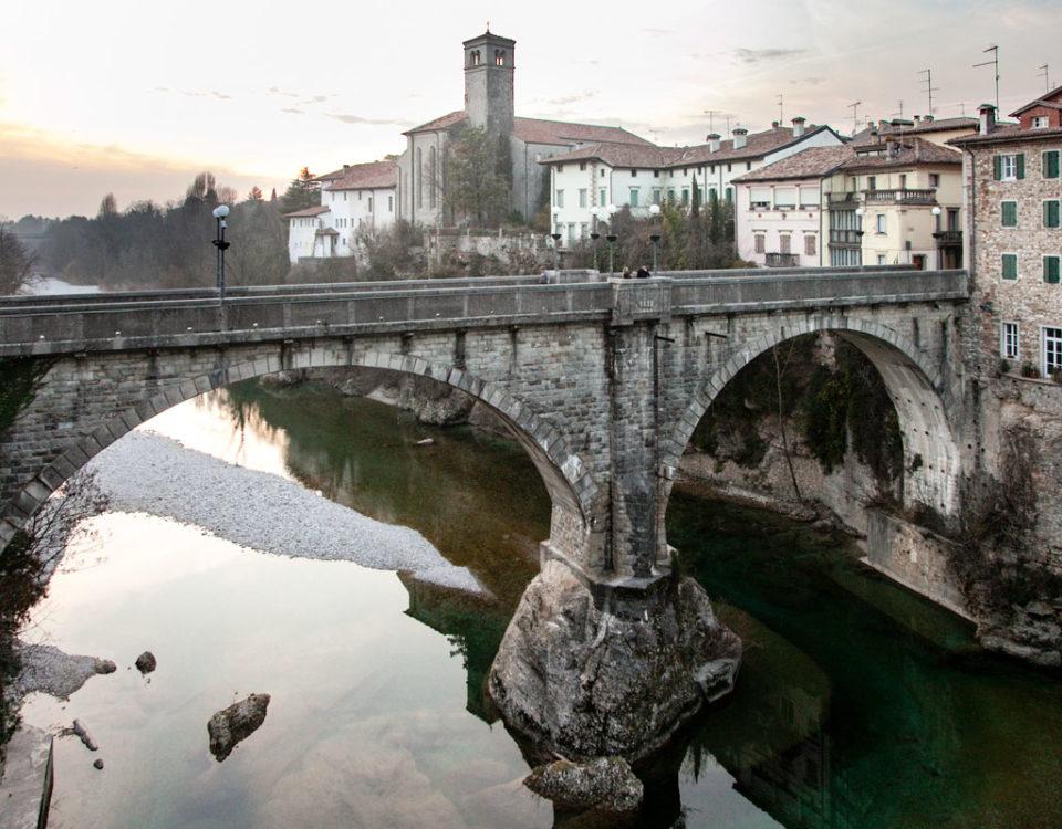 Cividale del Friuli e la leggenda del ponte del diavolo