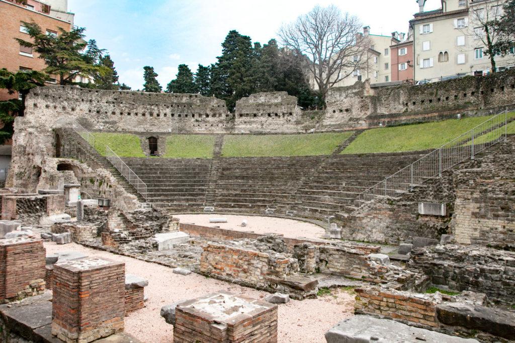 Cosa Vedere a Trieste - Teatro Romano